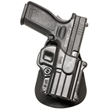"Fobus Standard Holster Left Hand Hand Paddle SP11LH Springfield Armory XD/XDM / HS 2000 9/357/40 5"" 4"" / Sig 2022 / H&K P2000"