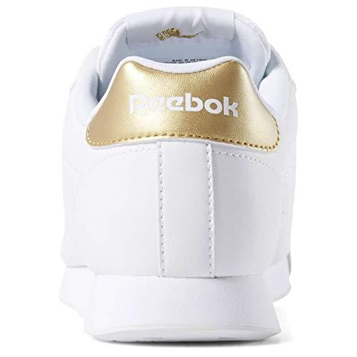 white Para Zapatillas Metallic Charm Deporte Mujer Reebok 000 Interior Blanco De gold Royal zWgOPc