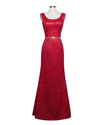 Damen Empire Kleid Rot Kleid Drasawee Kleid Damen Drasawee Drasawee Rot Damen Empire Empire RqTAxzzn