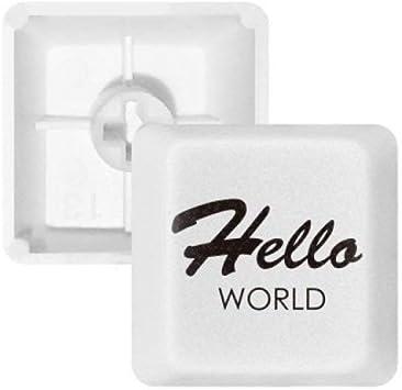 DIYthinker Interfaz De Programación Hola Teclas Pbt Mundo ...
