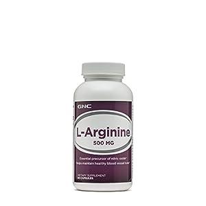 GNC L Arginine 500 MG