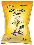 Cheese Corn Puffs, 5 oz bag (Pack of 9 bags)