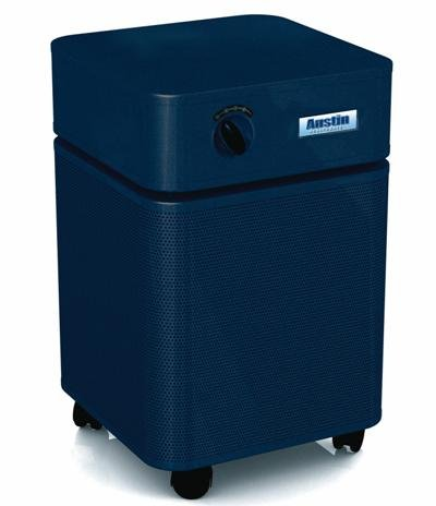Austin Air Healthmate Plus Air Purifier - Midnight Blue