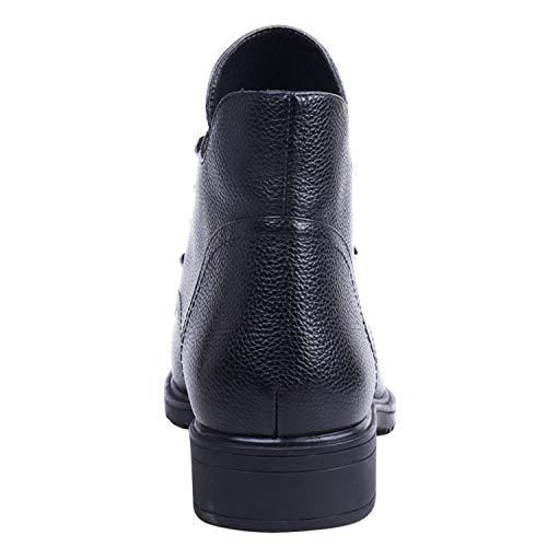 Noir 5 36 Femme Zaproma Pour Bottes Noir xqw4OZYtF
