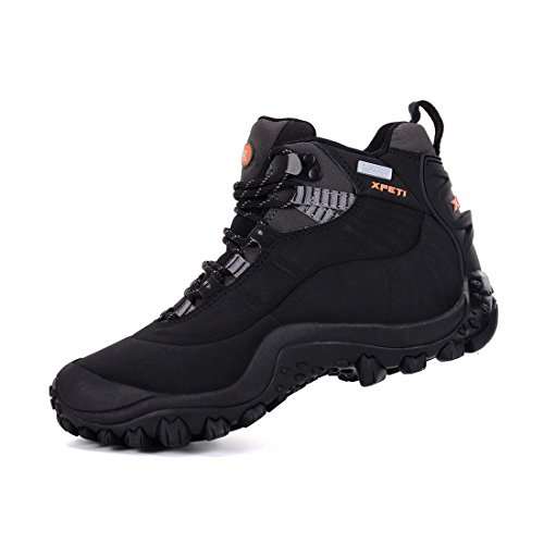 4b6f23a45d6 best XPETI Women's Thermador Mid Waterproof Hiking Hunting Trail ...