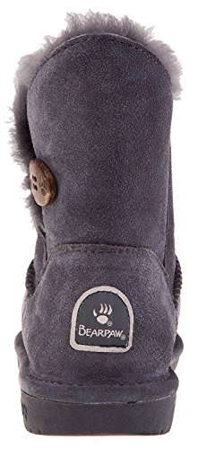 Bearpaw Womens Rosie 7 Boot Charcoal