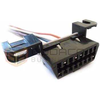 1996 jeep cherokee sport fuse box amazon.com: obdii obd2 serial port harness connector ... obd2 wiring harness 1996 jeep cherokee