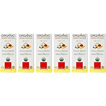 Radius Toddler Oral Care Organic Coconut Banana Toothpaste (1.7 Ounces) - Pack of 6