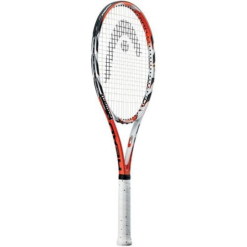 Head Microgel Radical MP Unstrung Tennis Racquet (4 1/8)