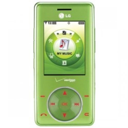 LG VX8500 Chocolate Cell Phone, Bluetooth, MP3 for Verizon (Green)