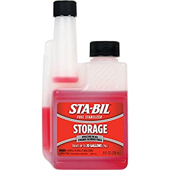 Amazon com: Sta-Bil 22254 Diesel Formula Fuel Stabilizer and