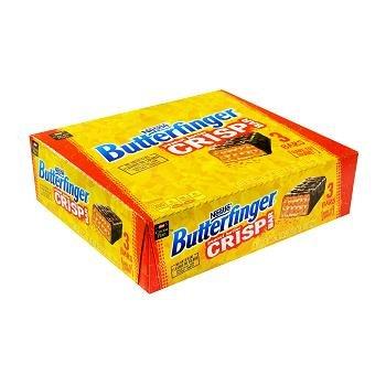 Butterfinger K.S P.B Crisp Bar 18 Count