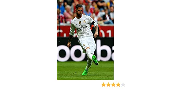 Desconocido Sergio Ramos Real Madrid España la Liga Fútbol Póster 10964 (A3-A4-A5) - A3: Amazon.es: Hogar