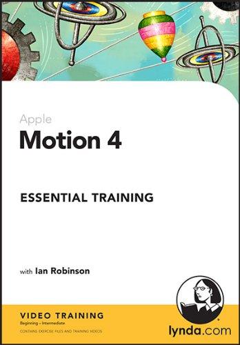 Motion 4 Essential Training by Lynda.com, Inc.