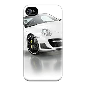 New Arrival Iphone 4/4s Cases Porsche 911 Techart 6 Cases Covers