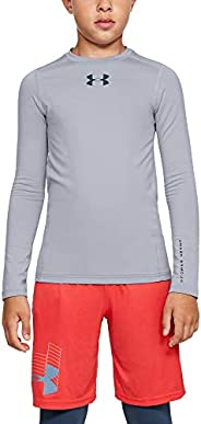 Under Armour Boys Armour ColdGear Long Sleeve T-Shirt