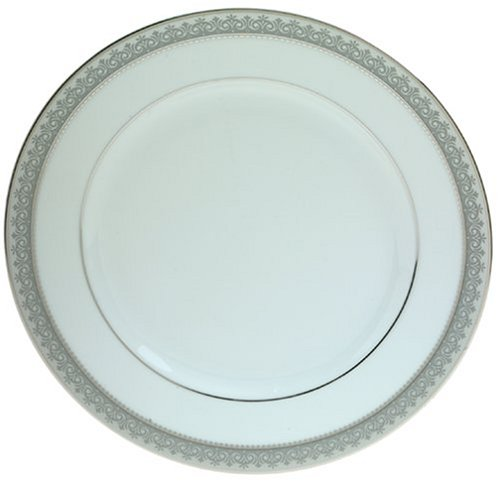 6.5-Inch Mikasa Platinum Crown Bread and Butter Plate