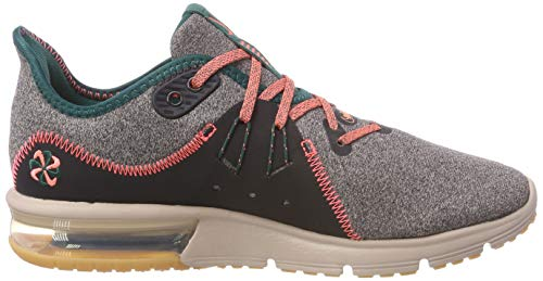 001 Diffused 3 Femme Grey Bright Running de V NIKE PRM Sequent Air Oil Taupe Max Mango Multicolore Chaussures qBW7FZTz
