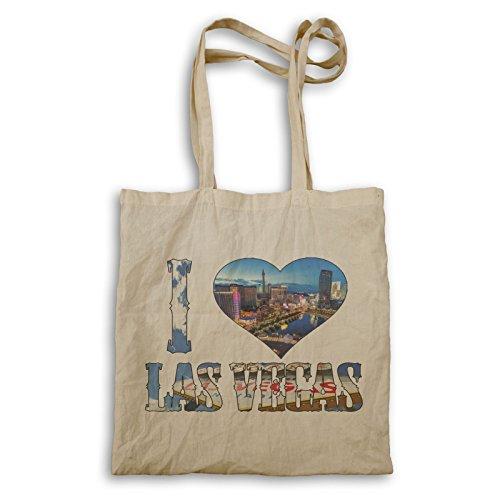 Ich Liebe Las Vegas Usa Tragetasche r934r