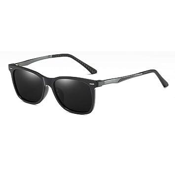 AAMOUSE Gafas de Sol Espejo Gafas de Sol polarizadas Hombres ...
