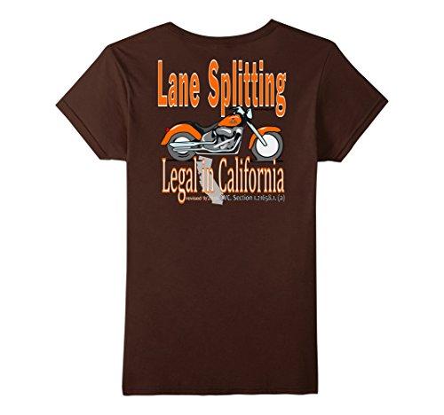 Motorcycle Splitting Lanes - 2