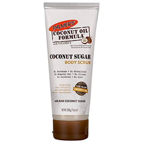 Palmer's Coconut Oil Formula Coconut Sugar Body Scrub | 7 Ounces