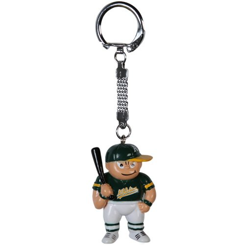 MLB Oakland Athletics Lil Brat Keychain