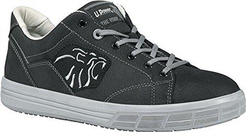Chaussures de sécurité en 20345S3SRC ESD Amazon Taille 46En Cuir intérieur en cuir noir