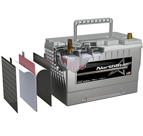 NorthStar Ultra High Performance Group 31 AGM Battery