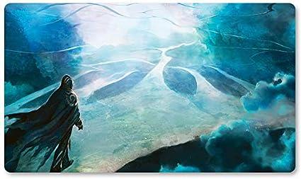 /Jeu de Soci/ét/é MTG Tapis de Jeu de Table Jeux Taille 60/x 35/cm Tapis de Souris Tapis de Jeu pour YU-Gi-Oh Pok/émon Magic The Gathering /Jace Beleren Planeswalking/ Tapis de Jeu/