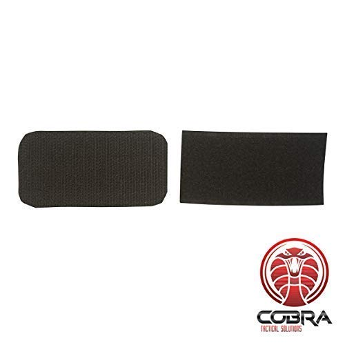 Paintball Cobra Tactical Solutions Paramedic Star of Life Embroidery Patch with Hook /& Loop for Cosplay//Airsoft