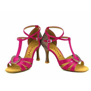 Pink Dansesko Salsa Rød Hvid latino sort Blå Blå krænger tilpasselig Personlig Lilla x4q14w