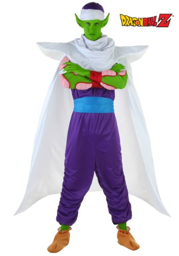 Fun Costumes mens Dragon Ball Z Piccolo Costume Large
