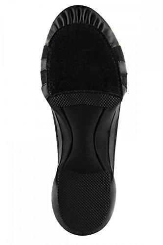 Noir Arc Bloch de Danse Noir Chaussures Hi Femme CHw5Fq0
