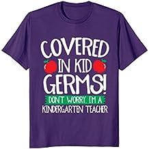 Kindergarten Kid Germs Teacher Tee Shirts | Gift T-Shirt