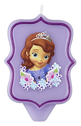 (Wilton 2811-2106 Sofia The First Birthday)