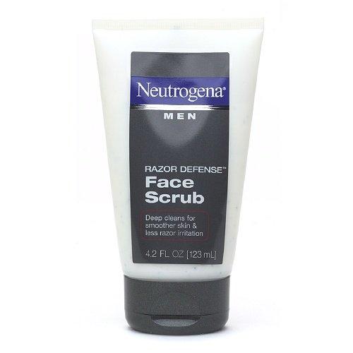Neutrogena Face Scrub For Men - 3