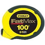 30m/100 ft FatMax® Steel Long Tape