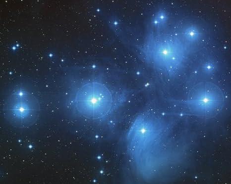 Amazon.com: Nueva 8 x 10 Foto: Pleiades, estrellas en ...