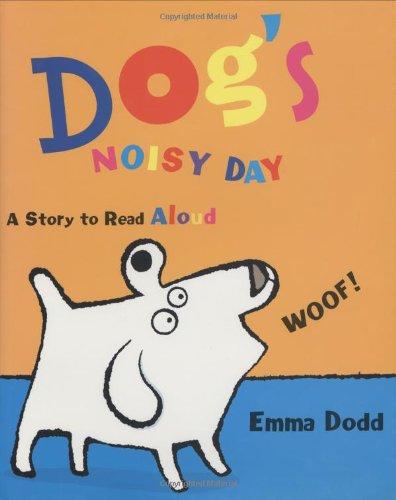Dogs Noisy Day Emma Dodd product image
