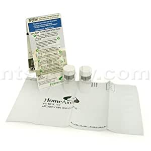 Radonaway home radon test kit double workplace and household safety test kits - The office radon test kit ...