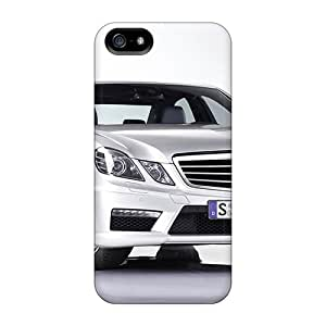 New Design Shatterproof QMm357zSyw Case For Iphone 5/5s (2009 Mercedes Benz E 63 Amg)