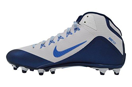 Nike Alpha Pro 2 ¾ Td Pf (13 D (m) Us, Bianco / Costa-navy)