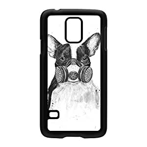 Big City Life Black Hard Plastic Case for Samsung? Galaxy S5 by Balazs Solti + FREE Crystal Clear Screen Protector