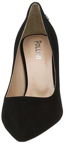 Nero W Shoe Pollini Femme Noir 000 Escarpins X7qdpwxO