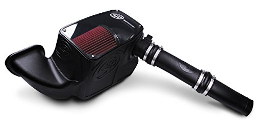 S&B Filters 75-5074 Cold Air Intake Kit for 2014-16 Dodge Ram 1500 EcoDiesel V6 3.0L (Cleanable Filter) (Oil Filter For 2014 Ram Ecodiesel compare prices)