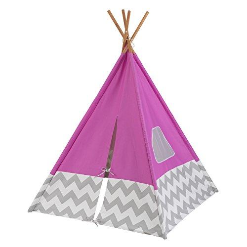 KidKraft 00227 Deluxe Teepe Pink product image