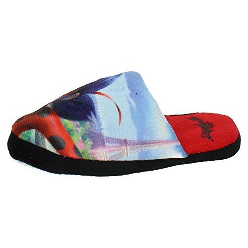 Cerdá Cerda 2300002826 Chinelas Vengadores Niño Zapatillas CASA Multicolor