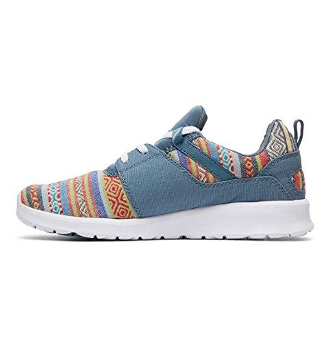 couleurs Femme Se Multi Baskets DC Heathrow TX Shoes Multi xXwtqtRg0n