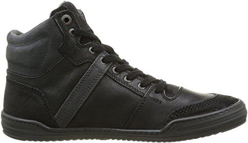 Kickers Jexplorehigh - Zapatillas Hombre negro
